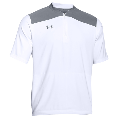 Under Armour Triumph Cage Jacket Ss Men S Baseball Clothing