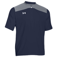 Under Armour Triumph Cage Jacket SS - Men's - Navy / Grey