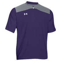 Under Armour Triumph Cage Jacket SS - Men's - Purple / Grey
