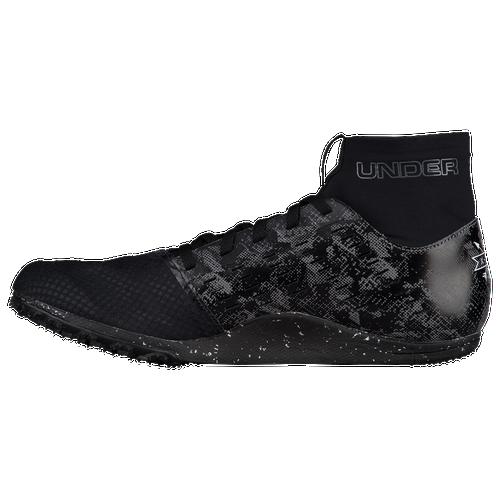 Under Armour Bandit XC Spikeless - Men's Track & Field - Black/Graphite/White 87914001