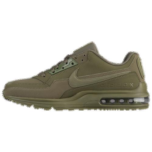 Nike Air Max LTD - Men\u0027s - Olive Green / Olive Green