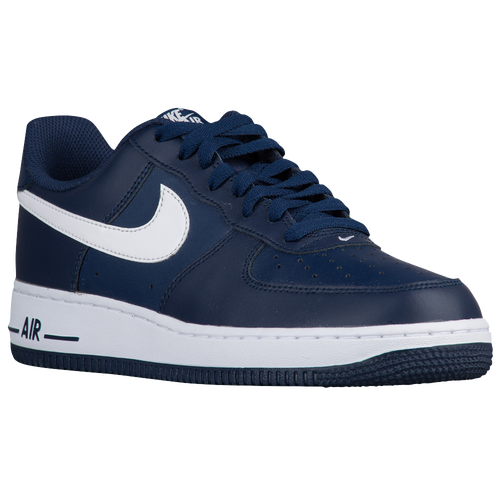 Nike Air Force 1 Low Men's Casual Shoes Midnight Navy