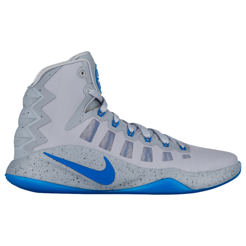 detailed look 21850 411ee ... official store nike hyperdunk 2016 mens basketball shoes karl anthony  towns wolf grey blue spark cool