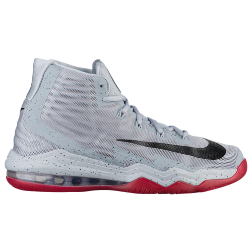 Nike Air Max Audacity II - Men's - Basketball - Shoes - Anthony Davis -  Wolf Grey/University Red/Cool Grey