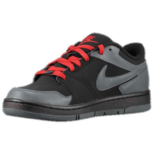 Nike Prestige IV - Men's Basketball - Black/Gym Red/Anthracite 88428069