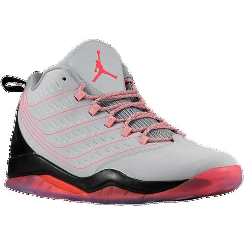 Jordan Men's Black Infrared Grey Velocity Sneakers wolf 23 Soldes Uk