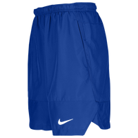 Nike Team Untouchable Woven Shorts - Men's - Blue