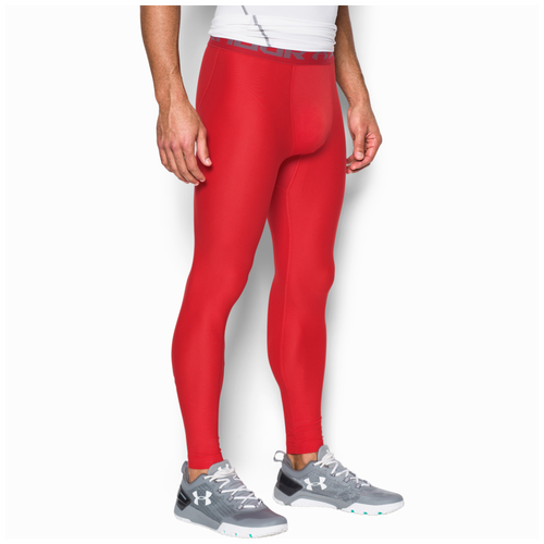 low priced f5cfd b4c55 Under Armour HG Armour 2.0 Compression Tights - Men s - Training - Clothing  - Red
