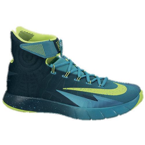 Nike Zoom Hyper Rev - Men's Basketball - Turbo Green/Volt/Night Shade 89604373