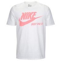 pink and white nike shirt for cheap