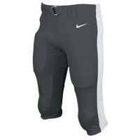 Nike Team Stock Mach Speed Pants - Men's - Grey / White