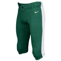 Nike Team Stock Mach Speed Pants - Men's - Dark Green / White