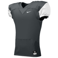 Nike Team Stock Mach Speed Jersey - Men's - Grey / White