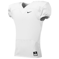 Nike Team Stock Mach Speed Jersey - Men's - All White / White