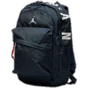 f24b68e81c1 Jordan Air Patrol Backpack - Basketball - Accessories - Obsidian/White/Red