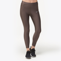 Nike Power Speed 7/8 Tights - Women's - Brown