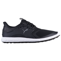 PUMA Ignite Powersport Golf Shoes - Men's - Black / Silver