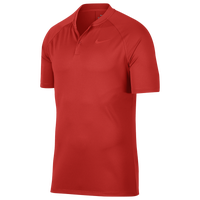 Nike Dry Momentum Blade Golf Polo - Men's - Red