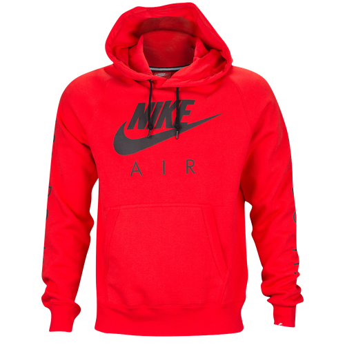 Nike Graphic Hoodie - Menu0026#39;s - Casual - Clothing - Red