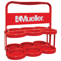 Mueller Water Bottle Carrier - Red / Red