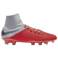 Nike Hypervenom Phantom 3 Academy DF FG - Men's - Red / Grey