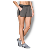 Under Armour Play Up Shorts 2.0 - Women's - Grey / Black