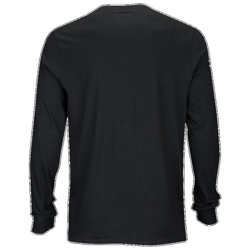 455fa36c0 good Nike Graphic Long Sleeve T-Shirt - Men's - Casual - Clothing - Black