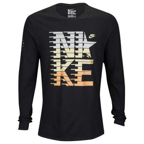 493c0d8d2 on sale Nike Graphic Long Sleeve T-Shirt - Men's - Casual - Clothing ...
