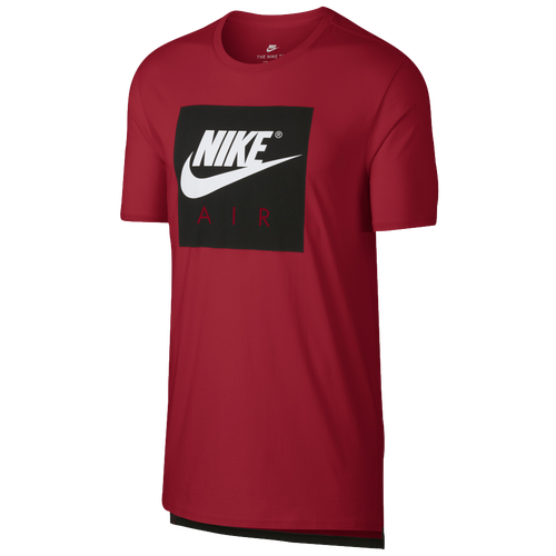 nike air sport crew t shirt men 39 s casual clothing. Black Bedroom Furniture Sets. Home Design Ideas