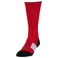 Under Armour Unrivaled Crew Socks - Red / Black