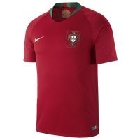 Nike Portugal Breathe Stadium Jersey - Men's - Portugal - Red / Green