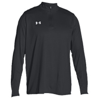 Under Armour Team Locker 1/4 Zip - Men's - All Black / Black