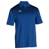 Under Armour Team Victor Polo - Men's - Blue / Navy