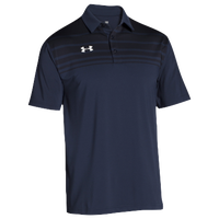 Under Armour Team Victor Polo - Men's - Navy / Navy