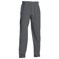 Under Armour Team Squad Woven Warm Up Pants - Men's - Grey / Grey