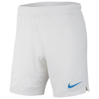 Nike USA Breathe Stadium Shorts - Men's - USA - White / Light Blue