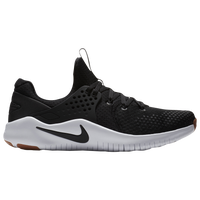 Nike Free Trainer V8 - Men's - Black / White