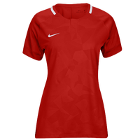 Nike Team Dry Challenge II Jersey - Women's - Red / White