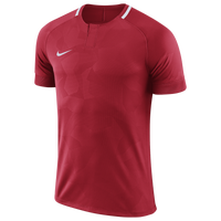 Nike Team Dry Challenge II Jersey - Men's - Red / White