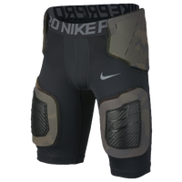 Nike Hyperstrong Hardplate Core Short - Camo - Boys' Grade School - Black / Grey