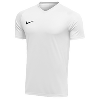 Nike Team Dry Tiempo Premier S/S Jersey - Men's - White / Black