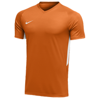 Nike Team Dry Tiempo Premier S/S Jersey - Men's - Orange / Black