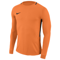 Nike Team L/S Park Goalie III Jersey - Men's - Orange / Black