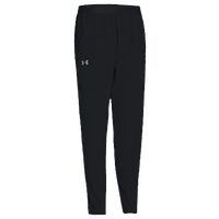 Under Armour Team Tapered Traveler Pants - Women's - All Black / Black