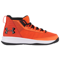 Under Armour Jet 2018 - Boys' Preschool - Orange / Red