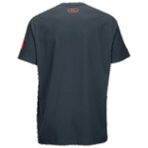 Under armour football wordmark t shirt men 39 s football for Under armor football shirts