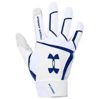 Under Armour Yard Batting Gloves - Men's - White