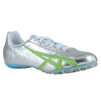 ASICS® Hyper-Rocketgirl SP 3 - Women's - Silver / Green