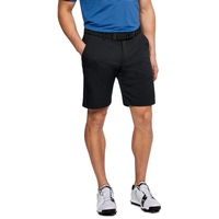 Under Armour Showdown Golf Shorts - Men's - Black / Grey
