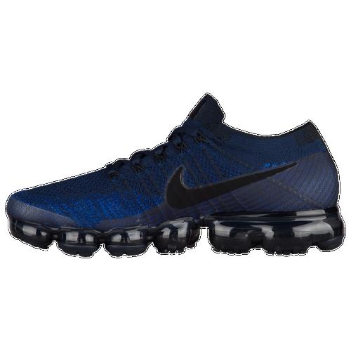8d19cf3accf Nike Air VaporMax Flyknit - Men u0027s - Running - Shoes - College Navy